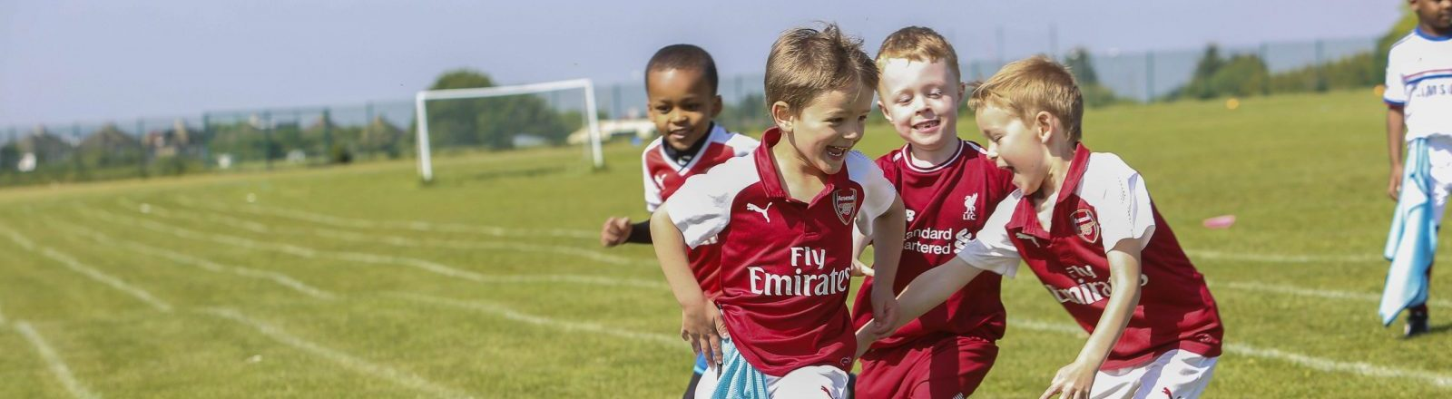 School Holiday Football Coaching & Camps London