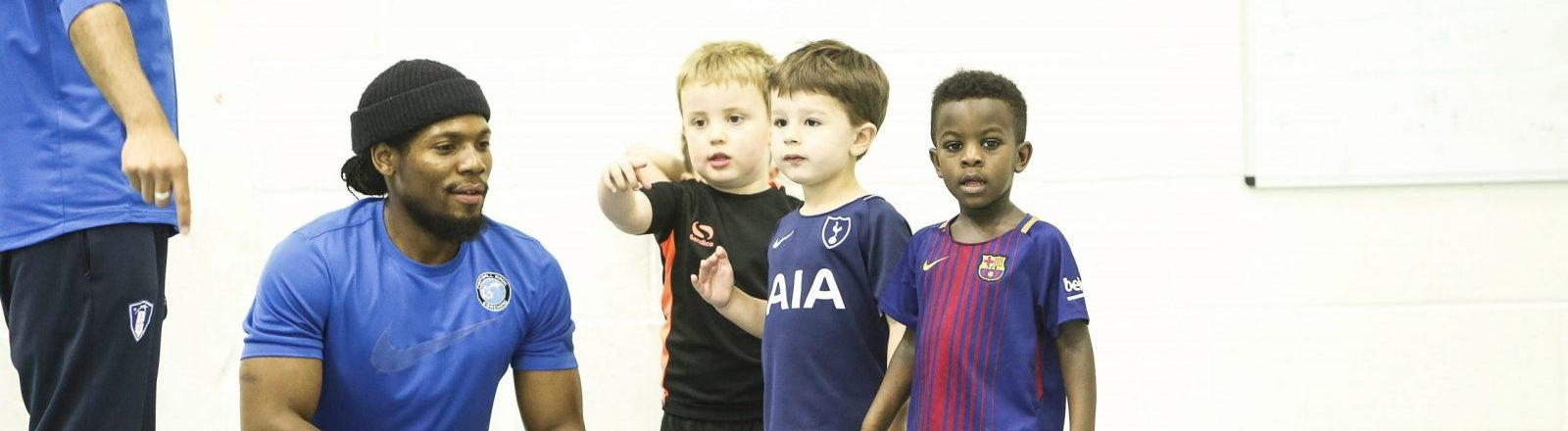 Kids Football Parties
