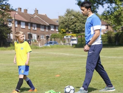 Children's Football Party London & Bromley