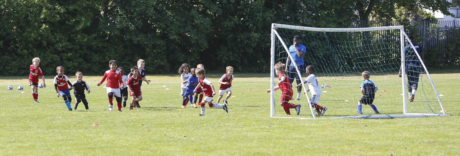 Saturday & Sunday Kids Football Coaching